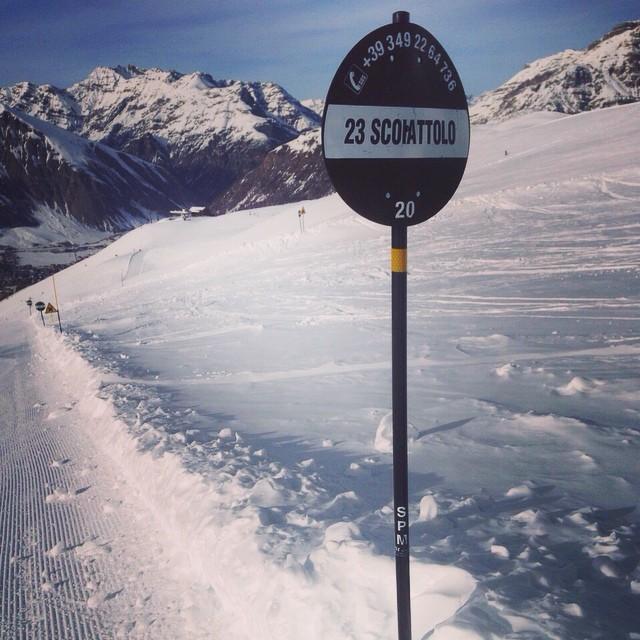 They are all mine #ski #slope #blackslope #thebest #sun #fun…