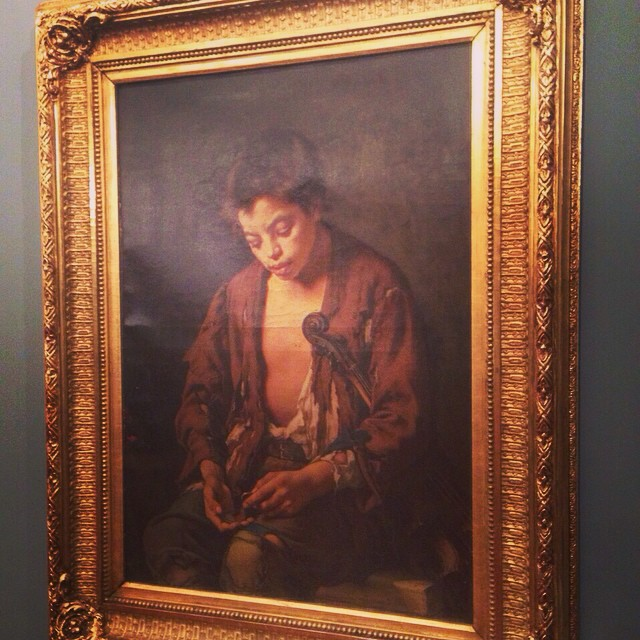 #artsafari #bucharest #museum #art #painting #instapic