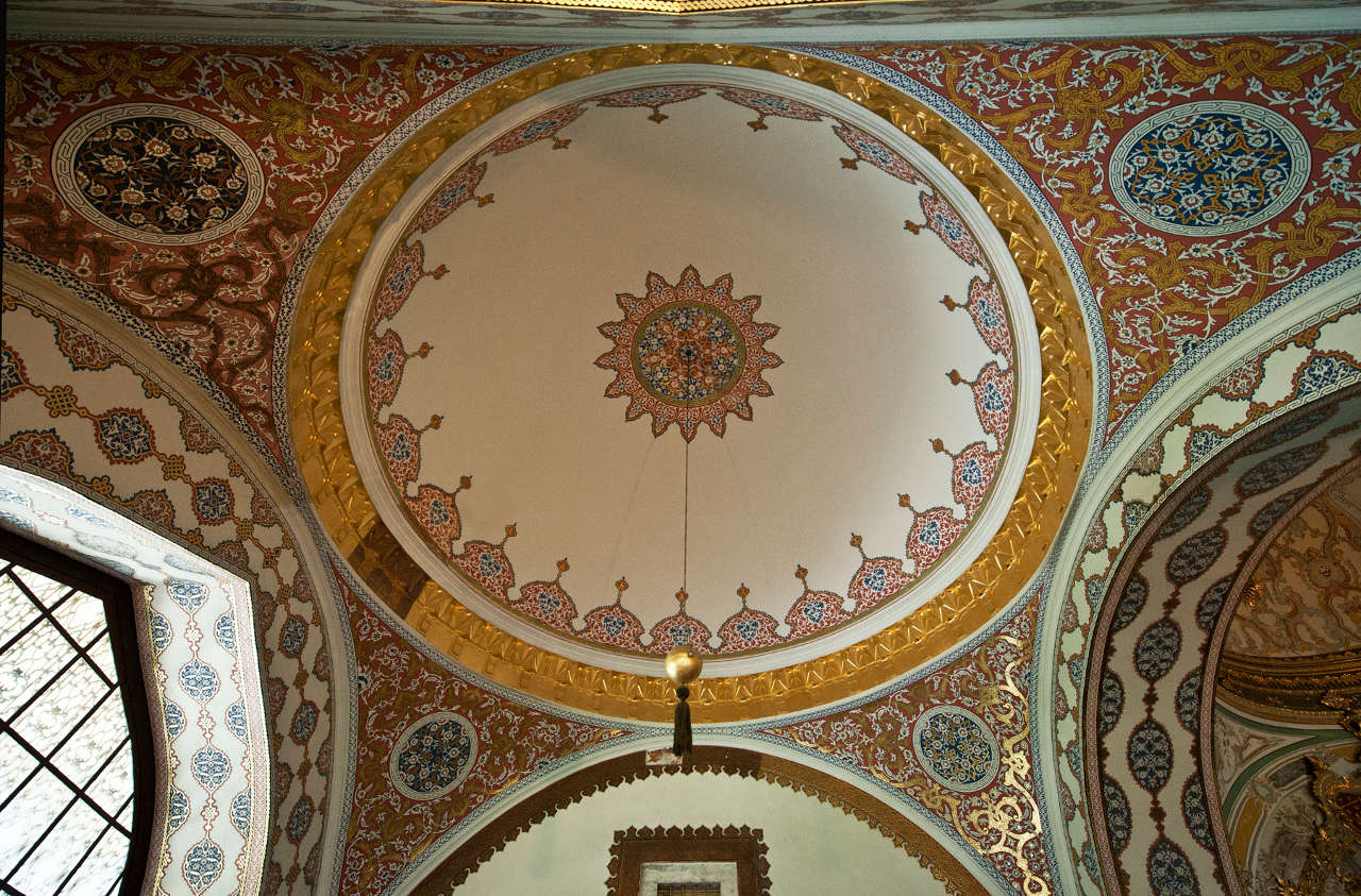 Palatul Topkapi
